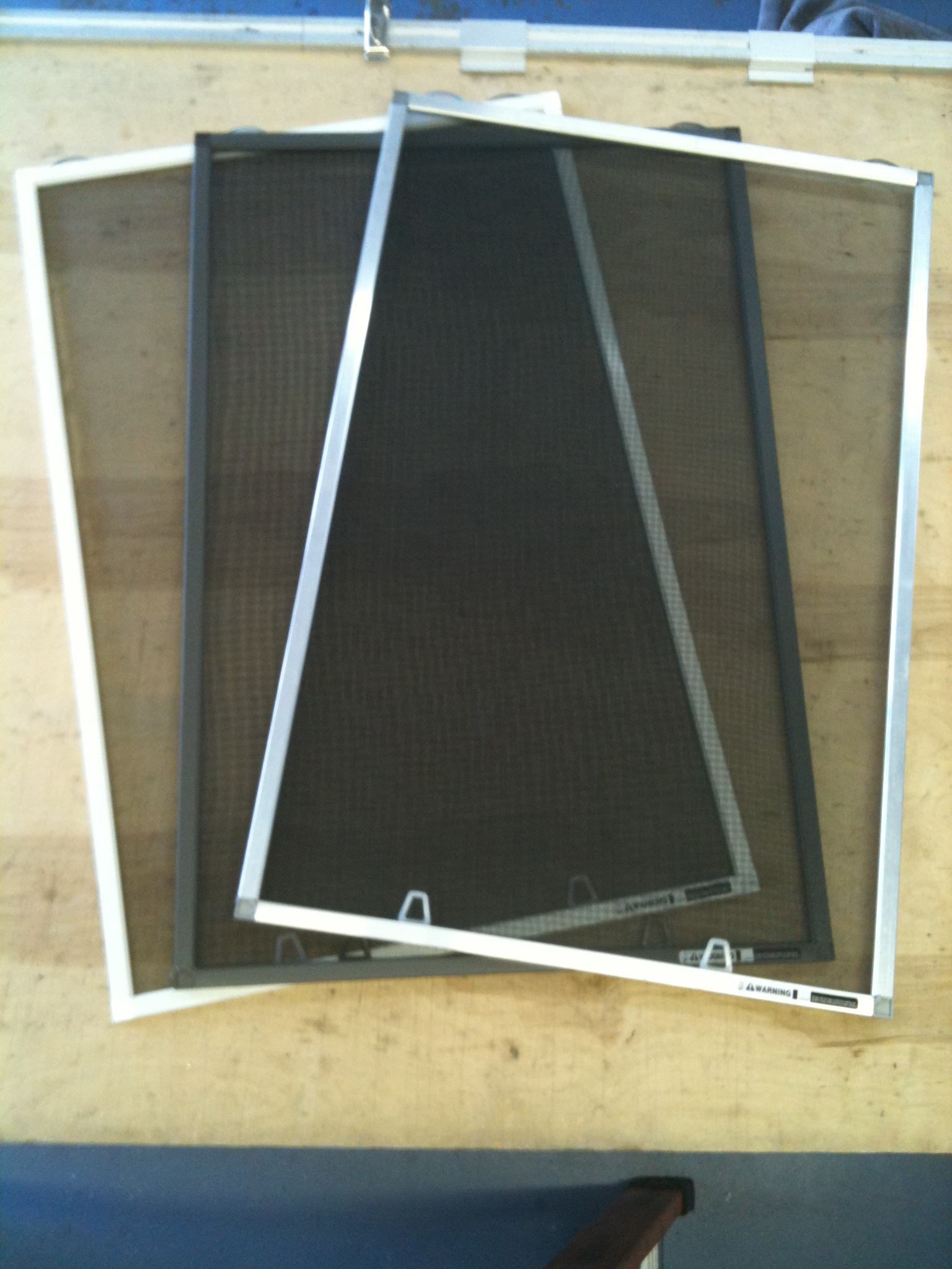 Sceen repair and replacement in the east bay windowsmith for Window screen repair