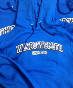 WINDOWSMITH HOODIES ARE HERE! Sooo Warm and Snuggly!!