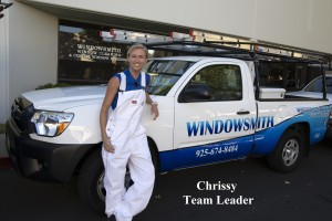 Chrissy Team Leader