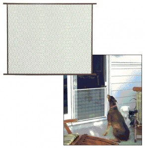 Are You Tired Of Your Dog Ruining Your Sliding Screen Door!