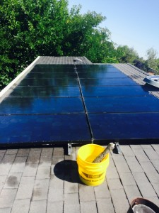 New for 2015! We Clean Solar Panels! Image – 3
