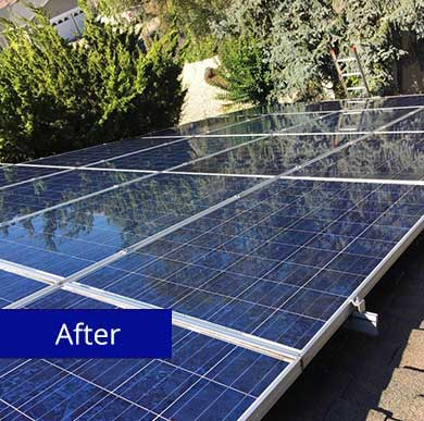Solar Panels – After